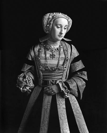 Hiroshi Sugimoto, Anne of Cleves
