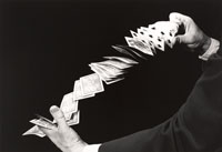 Harold Eugene Edgerton, Fanning the Cards