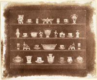 William Henry Fox Talbot, Articles of China