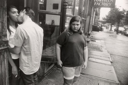 Garry Winogrand, New York