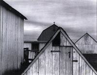 Paul Strand, Barns and Sheds